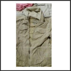 Sonoma swade beige jacket